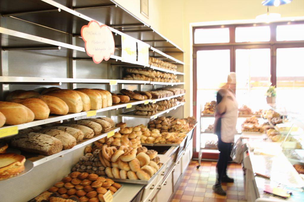 Bäcker Hacker in Prenzlauer Berg. © Johannes Gierke, Kooperative Berlin.