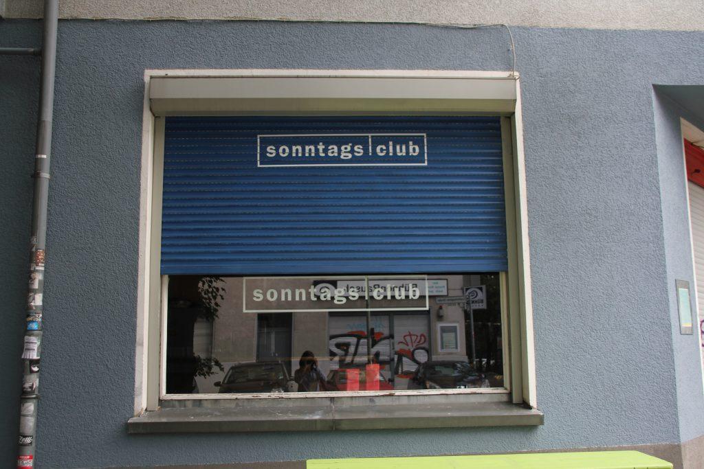 Sonntags Club