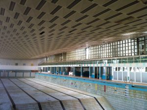 Schwimmhalle am Brauhausberg (c) Anna Stecher - Kooperative Berlin