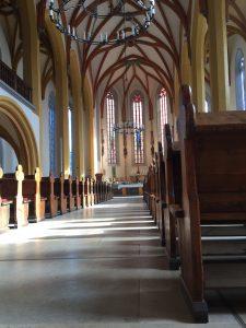 Stadtkirche St. Michael (c) Marie Dewitz - KOOPERATIVE BERLIN
