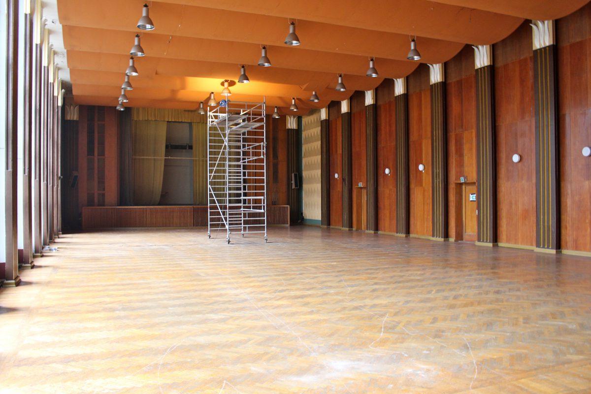 Das Funkhaus in der Nalepastrasse (c) Dirk Engelhardt